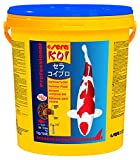 sera 07018 KOI Professional Sommerfutter 7 kg - Für die Extraportion Energie bei Temperaturen über 17 °C mit einem ausbalancierten...