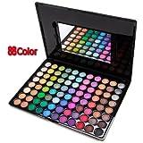 Paleta Sombra de Ojos 88 Colores Cosmética Maquillaje Moda