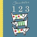 Jane Foster's 123 (Jane Fosters Look & Say Board) (Jane Foster Books)