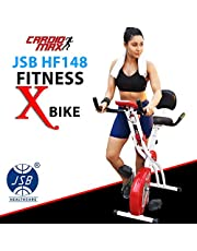 Cardio Max JSB HF148 Fitness Bike Exercise Cycle (X-Bike)