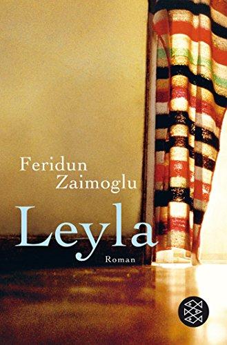 Buchseite und Rezensionen zu 'Leyla: Roman' von Feridun Zaimoglu