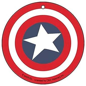 Marvel Captain America Vanilla Air Freshener