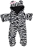 Baue Dein Bears Kleiderschrank 15Zoll Kleider passen Bj Bär Zebra Einteiler Kostüm