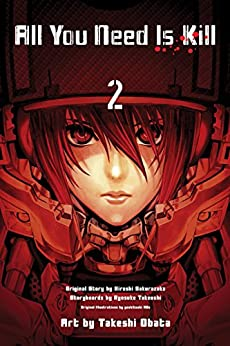 All You Need is Kill, Vol. 2 (All You Need is Kill (manga)) by [Takeuchi, Ryosuke]