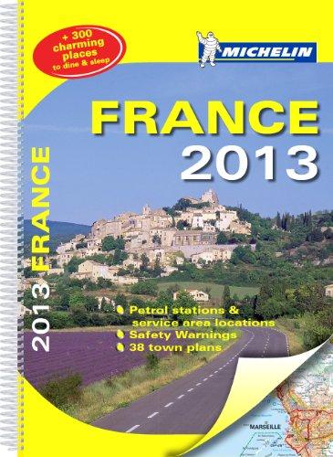 France 2013 par (Couverture à spirales - Nov 5, 2012)