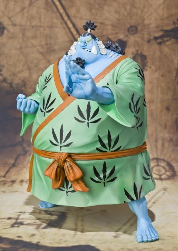 One Piece: Jinbei (New World Ver.) Figuarts Zero Figure (japan import) 8