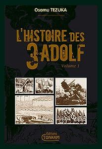 L'Histoire des trois Adolf Edition deluxe Tome 1
