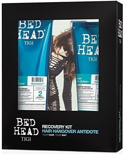 TIGI Bed Head Urban Anti-Dotes Recovery Shampoo 250 ml & Recovery Conditioner 200 ml