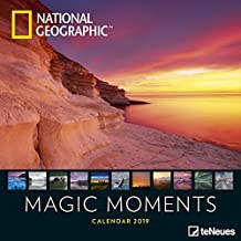 National Geographic: Magic Moments 2019 Broschürenkalender