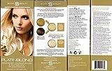 Smart Beauty Platinblond Intensiver Haaraufheller & Plantinblond Pflegetönung 115 ml