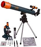 Kit télescope et microscope LabZZ MT2 de Levenhuk