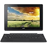 Acer NT.G8VEG.001 25,7 cm (10,1 Zoll) Notebook (Intel Atom x5-Z8300, 2GB RAM, 2GB HDD, Win 10 Home) schwarz/grau - gut und günstig