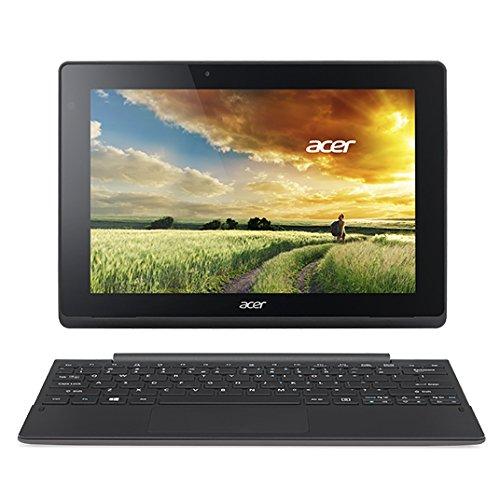 Acer NT.G8VEG.001 25,7 cm (10,1 Zoll) Notebook (Intel Atom x5-Z8300, 2GB RAM, 2GB HDD, Win 10 Home) schwarz/grau