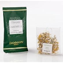 Tisana Manzanilla DAMMANN FRÈRES 24 sobres Cristal France Camomille Infusion teabags (Fra)