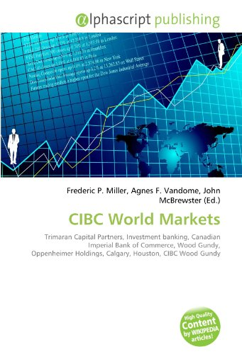 cibc-world-markets-trimaran-capital-partners-investment-banking-canadian-imperial-bank-of-commerce-w