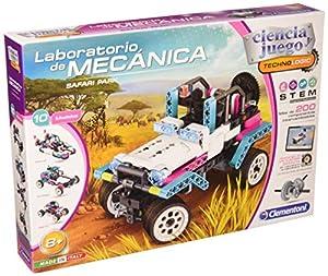 Clementoni  - Ciencia y Juego Laboratorio de Mecánica - Safari Park (55332)