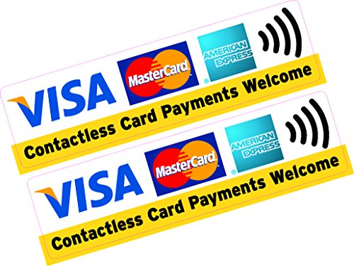 2x-contactless-card-payments-welcome-visa-mastercard-amex-credit-card-sticker-printed-vinyl-shop-tax