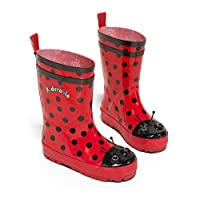 Kidorable Boots Ladybird