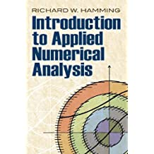 Introduction to Applied Numerical Analysis (Dover Books on Mathematics)