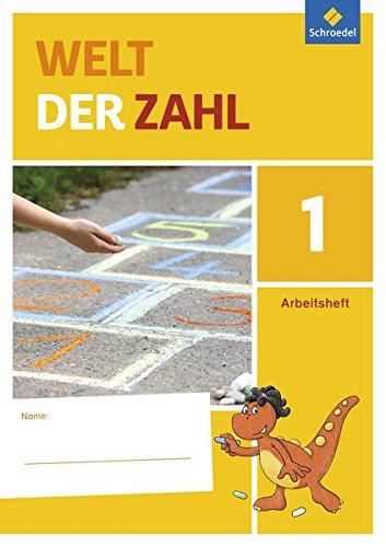 Welt der Zahl - Allgemeine Ausgabe 2015: Arbeitsheft 1