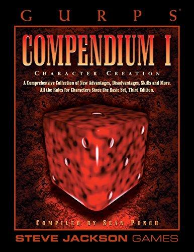 Gurps Compendium I por Sean Punch