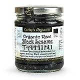 Carley's Organic Raw Black Sesame Tahini 250g