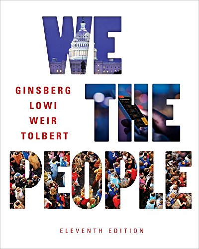 PDF Download We The People By Professor Of Political
