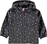 NAME IT Mädchen Softshelljacke Alfa 13154035 Dark gey Melange Gr.110