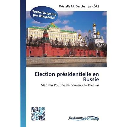 Election présidentielle en Russie: Vladimir Poutine de nouveau au Kremlin