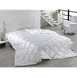Sabanalia - Edredón nórdico, fibra 400 g (varios tamaños disponibles), cama de 150 cm - 240 x 220 cm