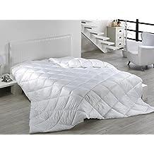 Sabanalia - Edredón nórdico, fibra 400 g (varios tamaños disponibles), cama de 105 cm - 180 x 220 cm