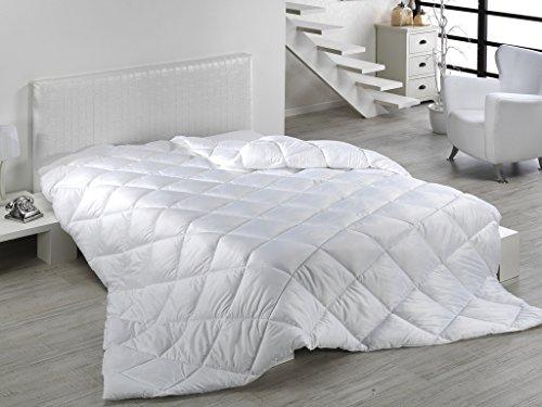 Sabanalia - Edredón nórdico, fibra 400 g (varios tamaños disponibles), cama de 105 cm - 180 x 220