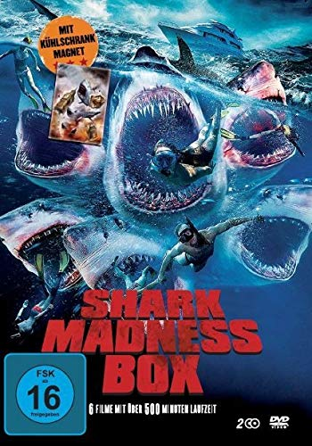 Shark Madness Box [2 DVDs]