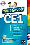 Tout Savoir CE1 - Nouveau programme 2016
