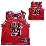 Maglia canotta Bambino NBA - Michael Jordan - Chicago Bulls (3,4 anni)