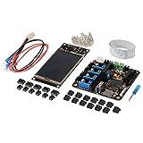XCSOURCE STM32 Hauptplatine 32bit ARM mit 3.5' TFT Touch Screen WiFi Modul DIY Kit für 3D Drucker TE722