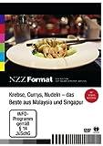 Krebse, Currys, Nudeln - das Beste aus Malaysia und Singapur - NZZ Format [Alemania] [DVD]