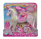 Simba - Magic Light Unicorn Unicorni con luz Steffi Love, Color Rosa (104663204)
