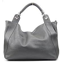 ccbfb55903 Oh My Bag Borsa a mano in Pelle da Donna, da portare a mano,