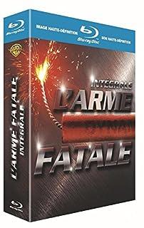 L'Arme fatale - L'intégrale [Blu-ray] (B003XS00JW)   Amazon price tracker / tracking, Amazon price history charts, Amazon price watches, Amazon price drop alerts