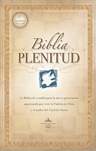 Biblia Plenitud Biblia Plenitud by RVR 1960- Reina Valera 1960 (1994)