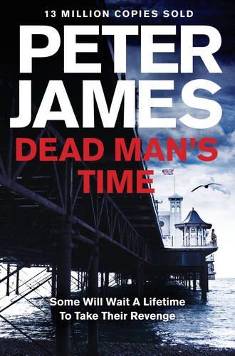Dead Man's Time  (Roy Grace 9)