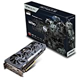 Sapphire 11244-01-20G NITRO R9 390 Grafikkarte (8GB GDDR5, DVI, HDMI, 3 x DisplayPort)