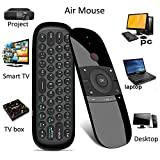 Air Maus,penkou 2,4 GHz Wireless Tastatur Motion Smart TV Fernbedienung für Android TV Box, HTPC, IPTV, PC, Pad