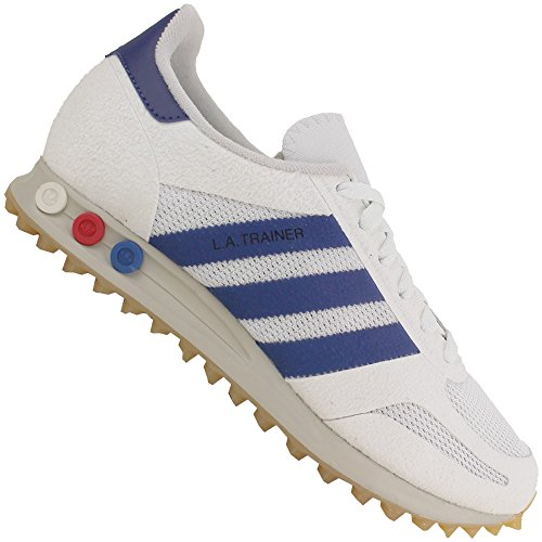 adidas Herren LA Trainer OG Turnschuhe, Verschiedene Farben (Blacla/Tinmis/Gum1), 44 EU (Trainer Herren-casual-schuhe)