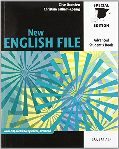 New English File Advanced: Student's Book (Spain) (ES)