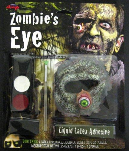 Zombie Eye Make Up Kit (Kit Zombie Eye)