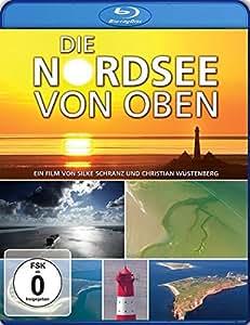 Die Nordsee von oben [Blu-ray]