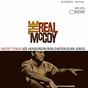 The Real McCoy (Remastered Limited Edition + Download-Code) [Vinyl LP]