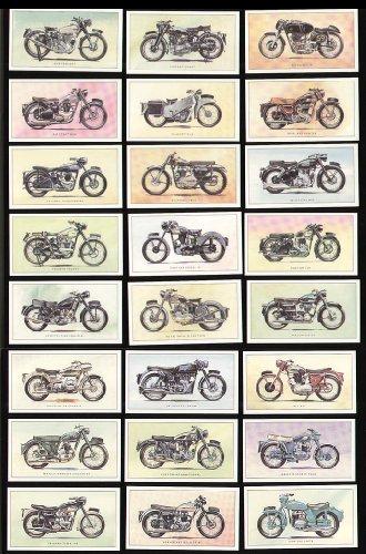 british-motor-cycles-1950s-norton-500t-bsa-star-twin-triumph-thunderbird-scott-flying-squirrel-trium